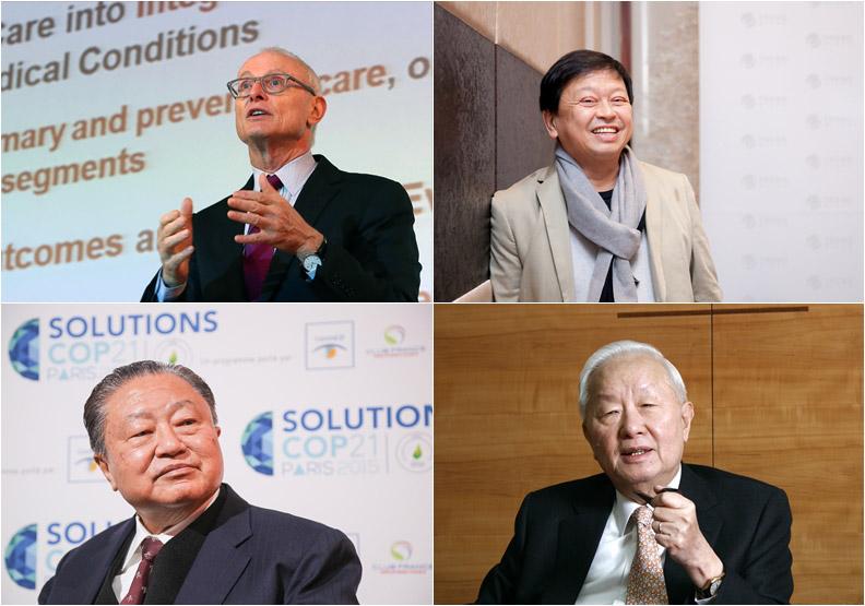 全球11位領袖精英 教你實踐CSR!