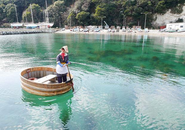 神隱少女真實場景 身歷其境的盆舟搭乘體驗