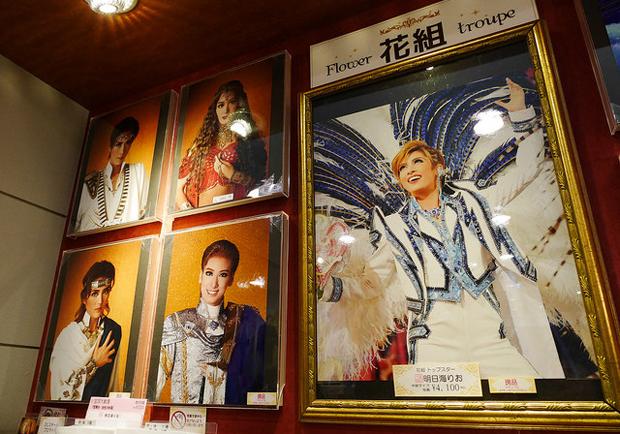 璀璨女子歌舞劇團:寶塚歌劇團之旅