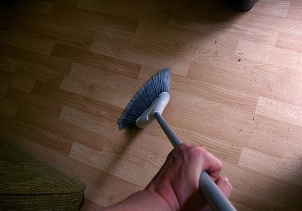 藉著一週打掃一次,你會知道自己擁有什麼