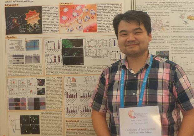 心臟病藥物治療研究 程華強獲青年科學家首獎
