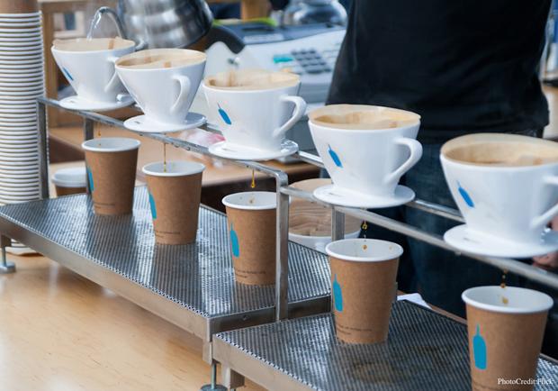 讓有靈魂的咖啡「自己說話」 這家公司,把咖啡做成iPhone