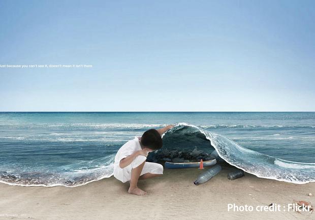 這款「塑膠袋」不只放在水裡1天就能分解 它還可以拿來食用