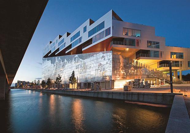 用建築書寫生活中的童話 丹麥BIG建築師事務所