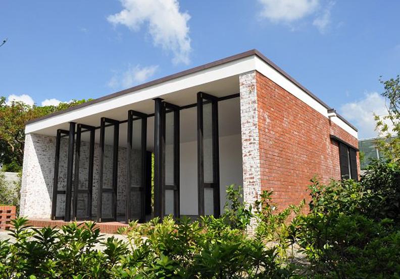 「建築詩人」王大閎自宅於北美館美術公園重生