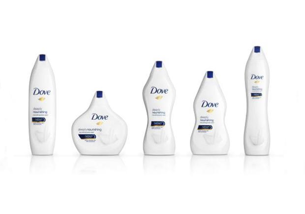 從《多芬》產品包裝看品牌如何塑造「企業影響力」!