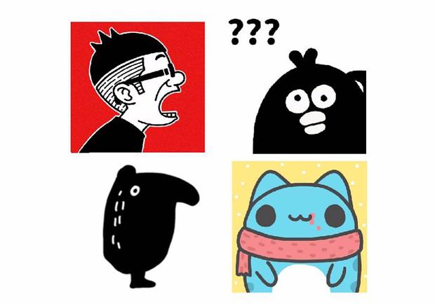 網路圖文分享夯!誰是你心中的人氣插畫家
