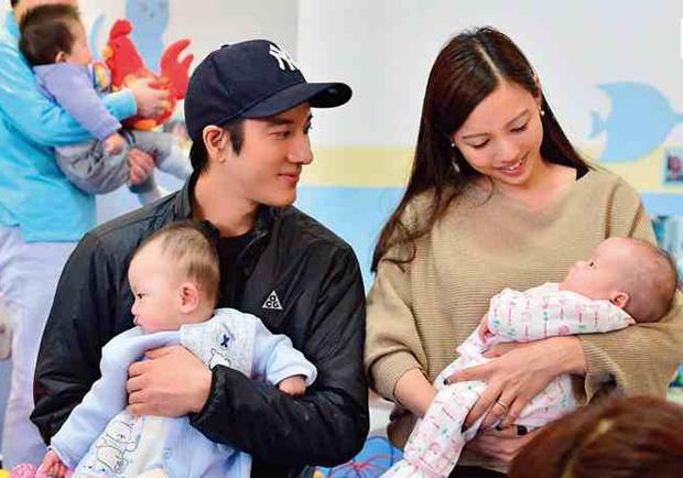 亞洲天王 王力宏:家人在哪裡,家就在那裡