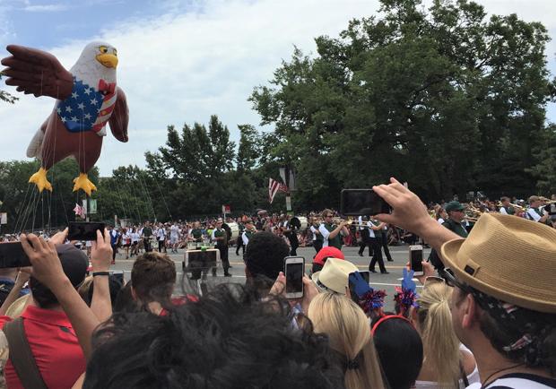 7月4日誕生:美國國慶暨獨立紀念日