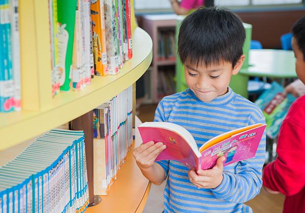 如何讓孩子愛上閱讀