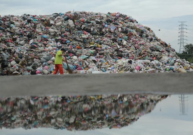 《看見台灣》然後呢?垃圾又開始堆積如山,民眾不知也無感