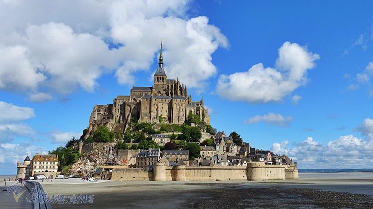 朝聖者的天堂:法國聖米歇爾山
