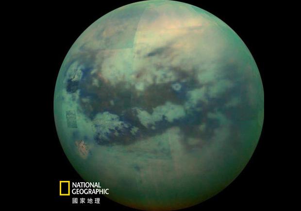 土衛六影像揭密 竟與地球極度相似