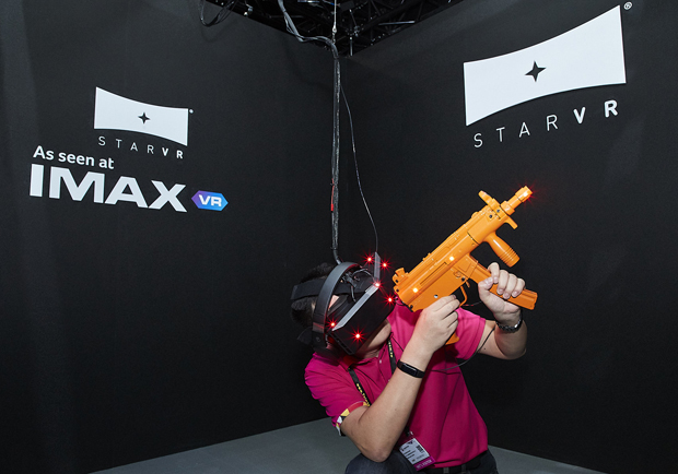 2017Computex 宏碁大秀電競、VR