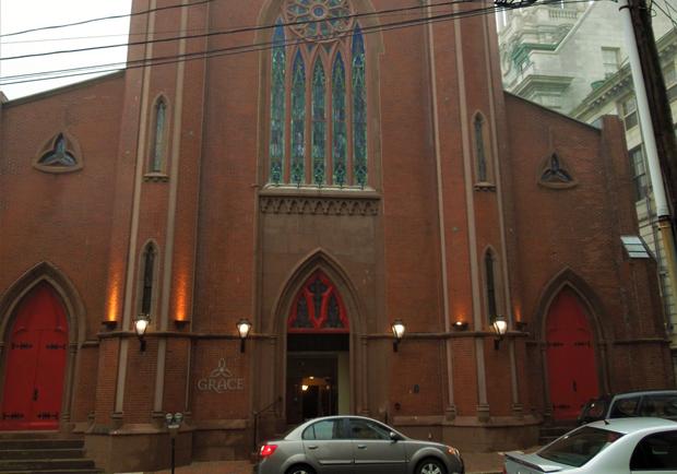 莊嚴教堂變身夢幻餐廳│波特蘭