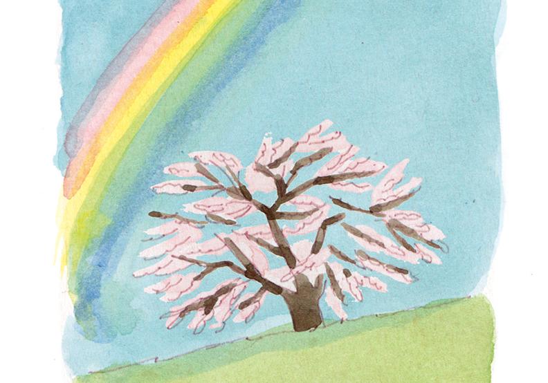 初春天空的顏色 日本為何稱它「新橋色」?