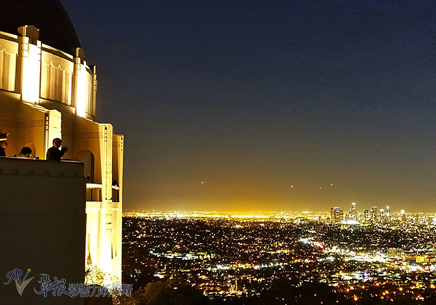 十個洛杉磯最適合約會的地點