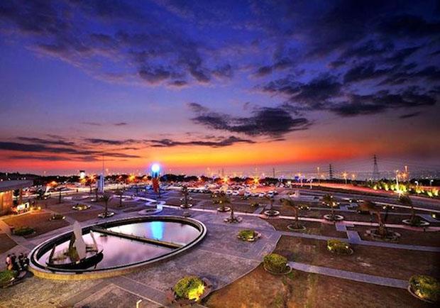 約會新聖地!全台絕美夜景N0.4 號稱台灣最美休息站