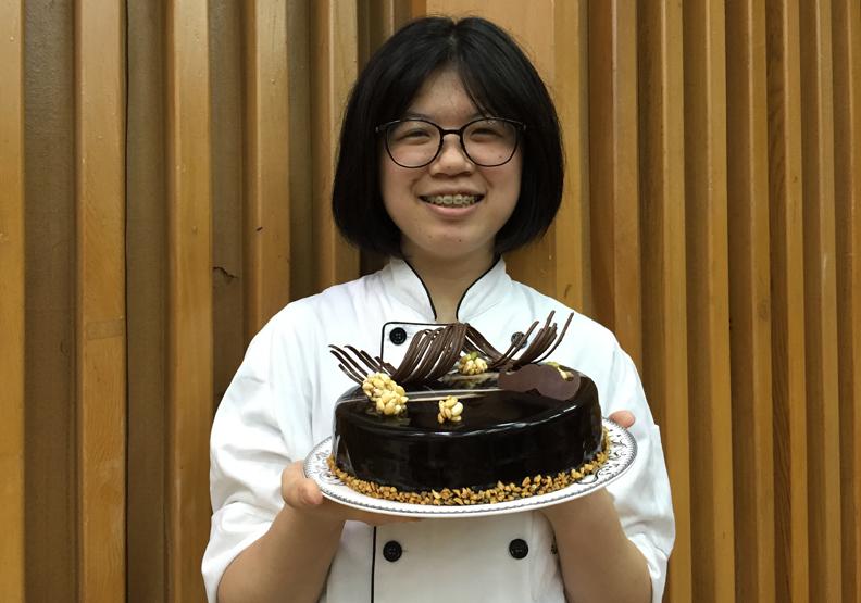 從零開始 她的米蛋糕打敗知名業者拿下全國第一