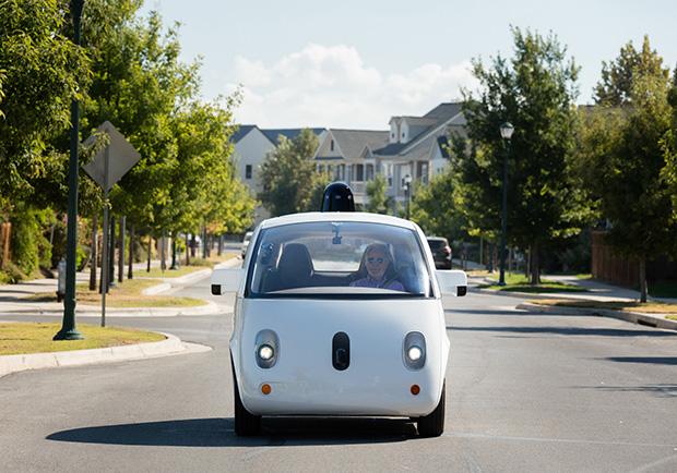 讓你不用再買車!Google自動化汽車的夢想世界