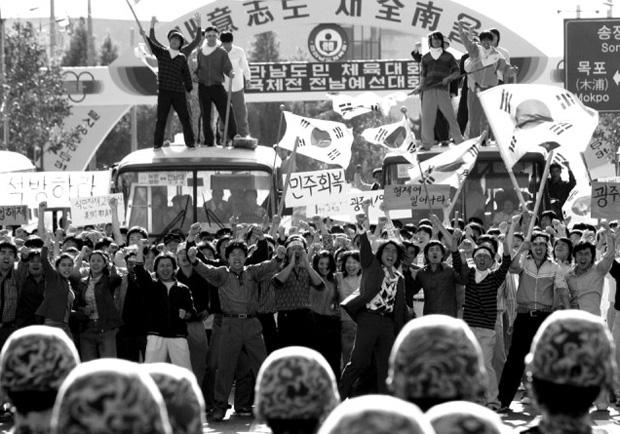 比台南還綠、比金馬還藍?從全羅道選舉特色淺談韓國政治!