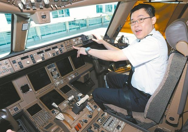 張國煒擬斥資20億買十架飛機 今年把航空公司開起來