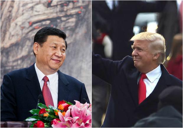 川普:「川習會」兩大議題是北韓與貿易
