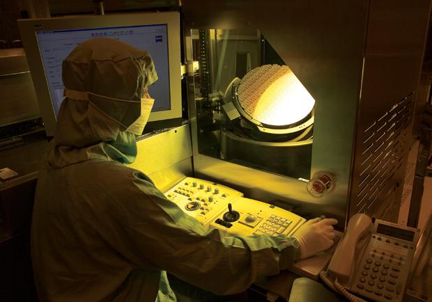 矽晶圓讓利 台積電受惠
