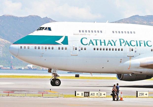國泰航空宣布裁員600人 機師空服不受影響