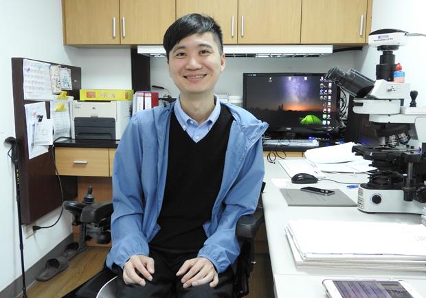 肌萎症陳燕麟醫師 推基因檢測公益計畫