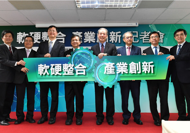 研華劉克振: 政府推產業創新,就不要給我們這種大公司錢!