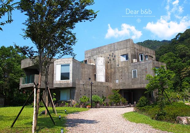 遠離塵囂到台北後花園 山野間的生活美學館