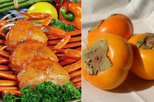蝦+檸檬如砒霜?農民曆食物相剋圖大解析