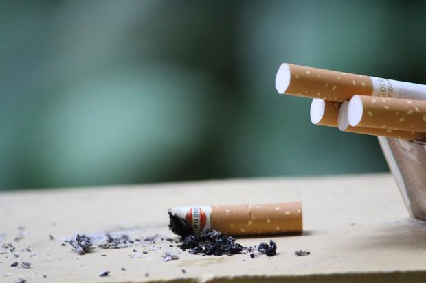 戒菸要趁早!少抽一樣會折壽