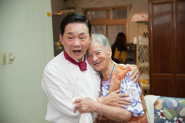 阿基師為獨居奶奶暖心上菜