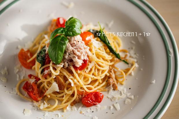 快速、美味、營養:鮪魚義大利麵