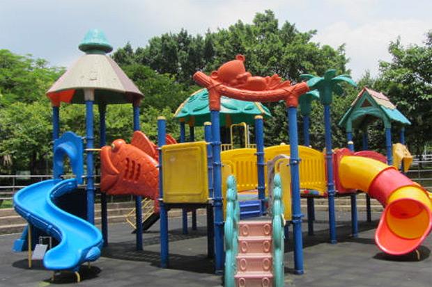 多一點的關心與設計 讓孩子在公園的兒童遊戲場玩得更開心