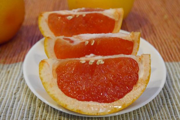 葡萄柚分紅白 酸甜滋味最動人