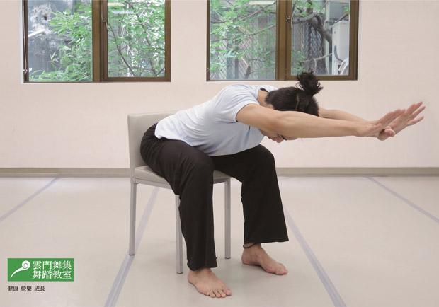 強化脊椎的重要關鍵:要挺也要鬆