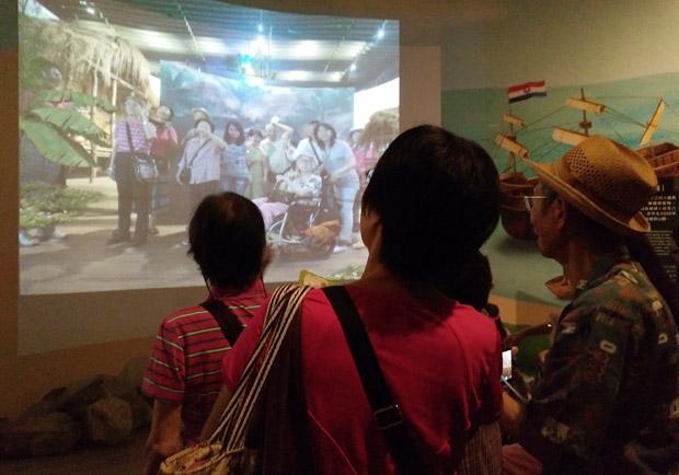 博物館建構懷舊環境 搭配職能治療延緩失智有一套
