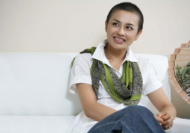 走過癌症,邱議瑩的「淡」生活風格
