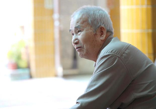 82 歲樂天派爺爺的晚年生活