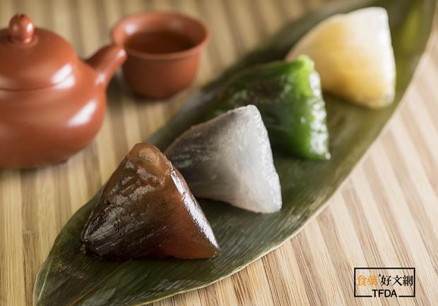 新奇的端午節粽子,到底是什麼材料做的?