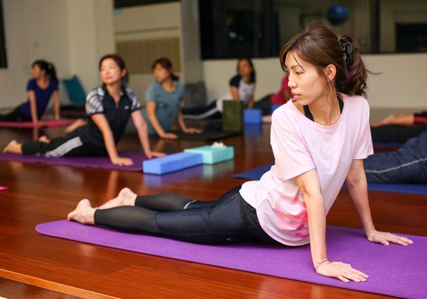 5 種瑜伽動作有效預防骨質疏鬆