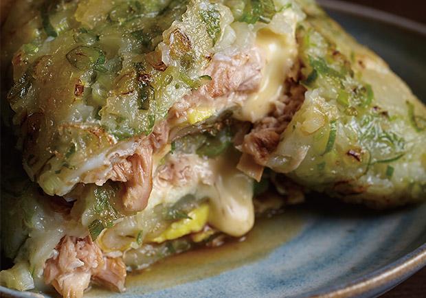 阿嬤的料理:外酥內嫩的古早味蛋餅