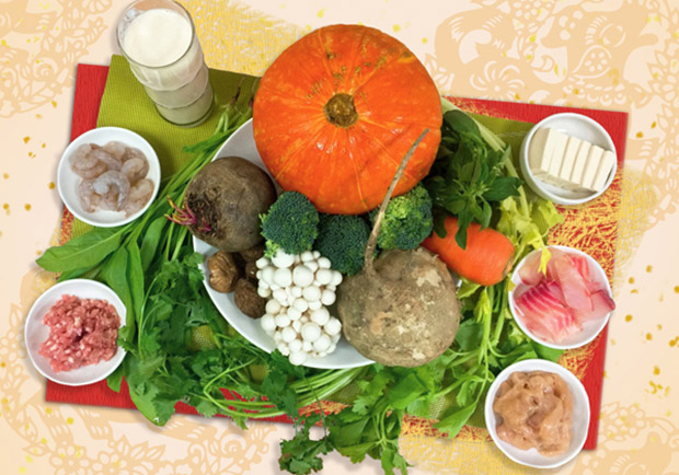 營養師設計銀髮食譜,長輩呷健康圍爐迎新年