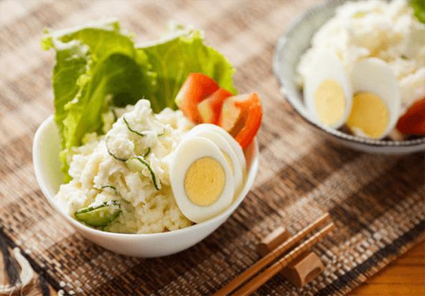 盛夏消暑良伴:低熱量馬鈴薯沙拉