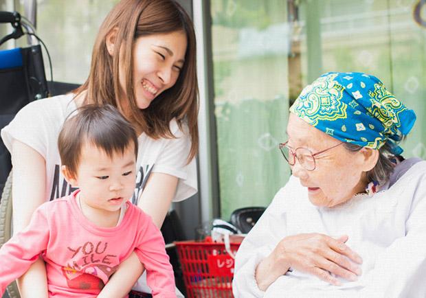 日本「葵照護」實現在宅老化可能,自立支援的新照護模式