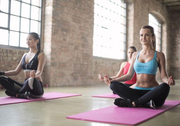 自律神經失調無藥可解?專家:瑜伽可有助於改善
