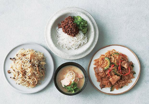 熱量低不怕胖!4 種蒟蒻為主食的美味「麵」料理